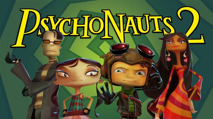 Double Fine připravují Psychonauts 2 - opět s pomocí peněz od hráčů