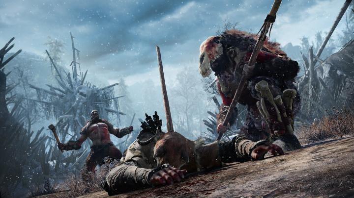Far Cry Primal předvede brutalitu doby kamenné se vším všudy