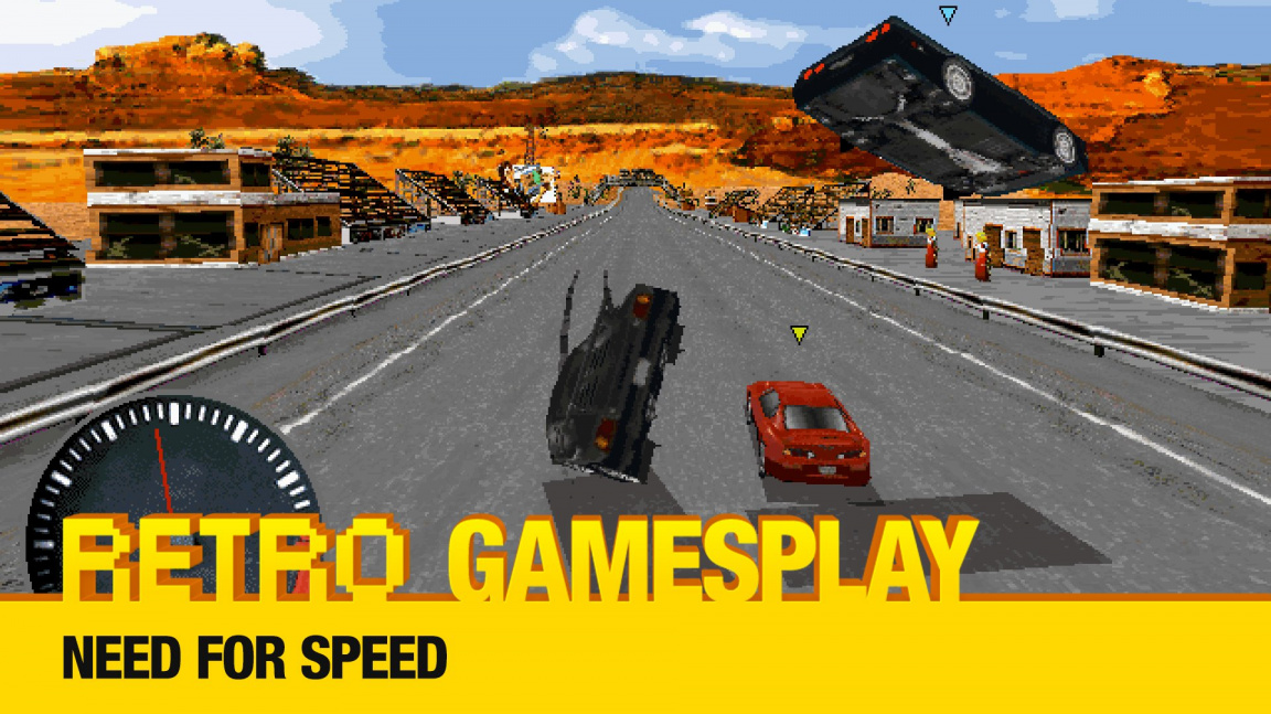 Retro GamesPlay: hrajeme první tři díly závodní arkády Need for Speed