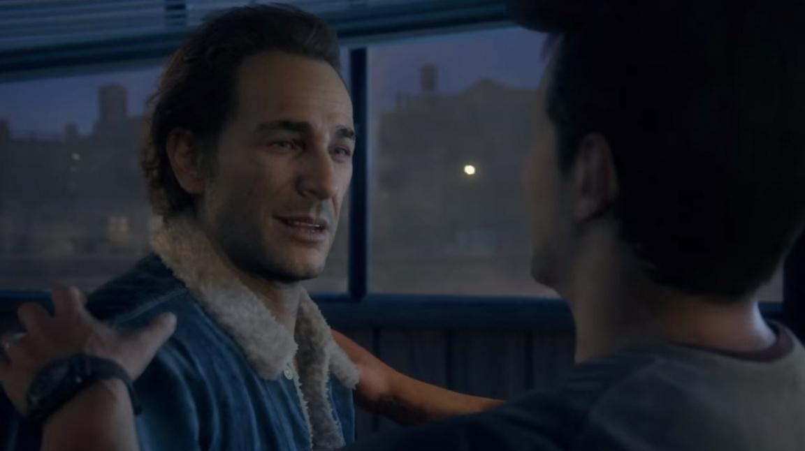 Dojemné setkání ztracených bratrů na videu z Uncharted 4