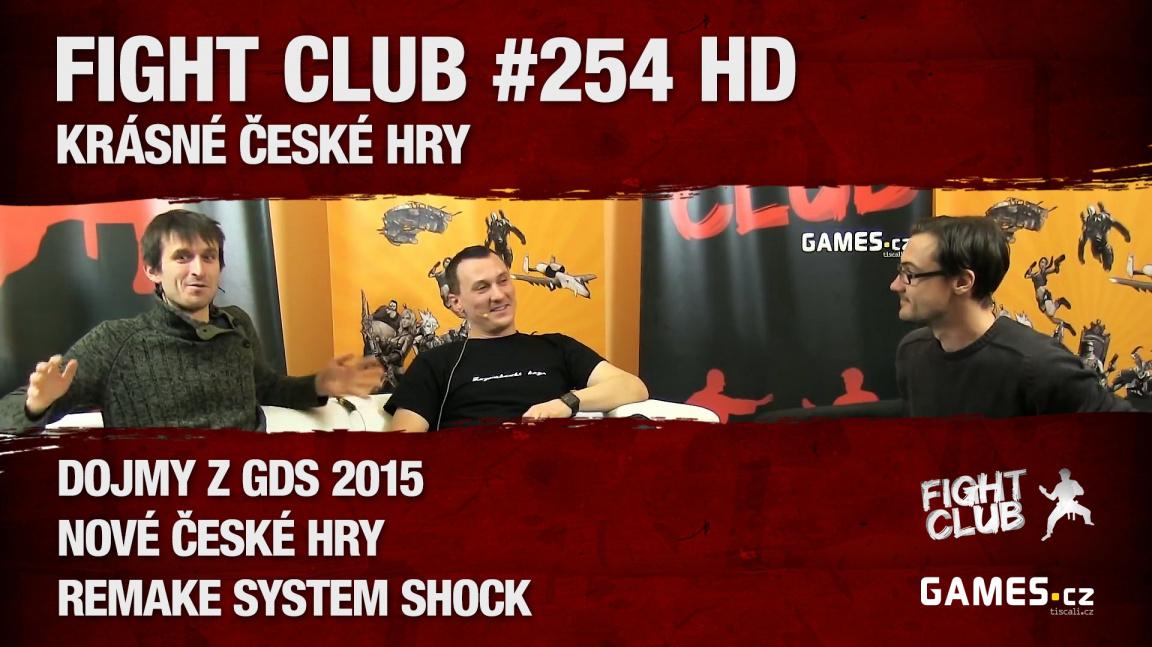 Fight Club #254: Krásné české hry