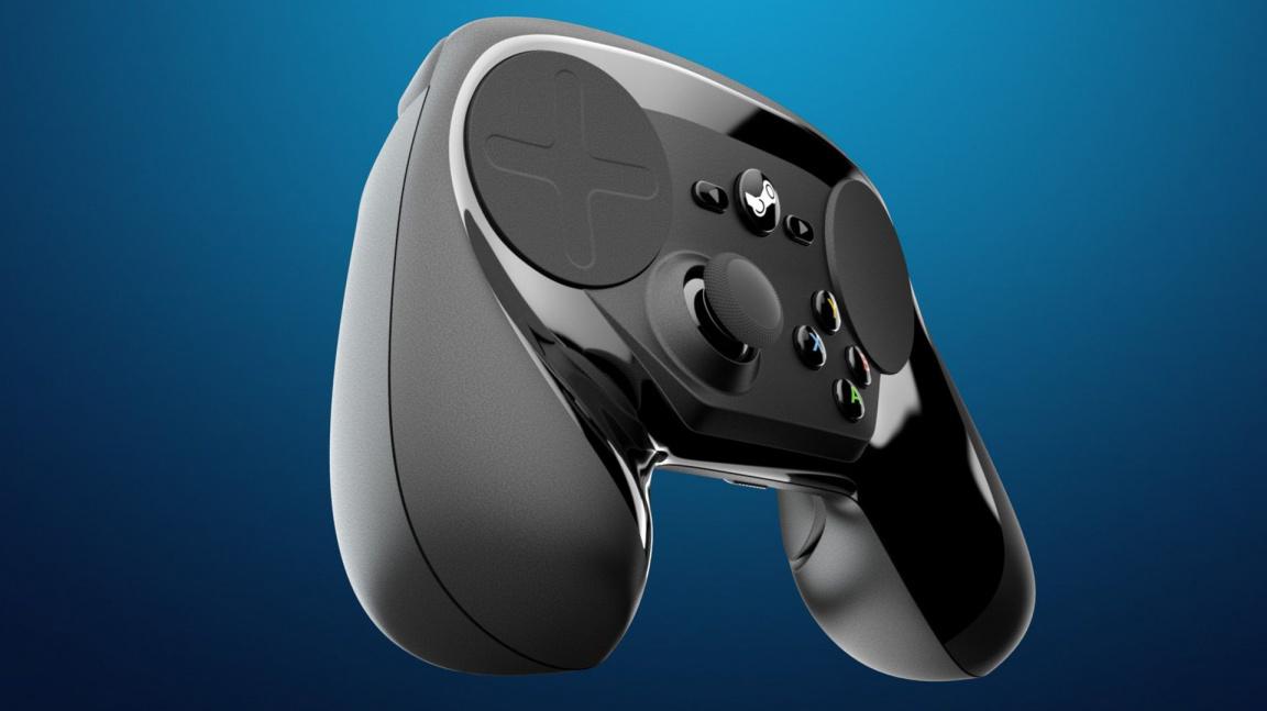 Nové funkce Steam ovladače rozšiřují možnosti ovládání řady her