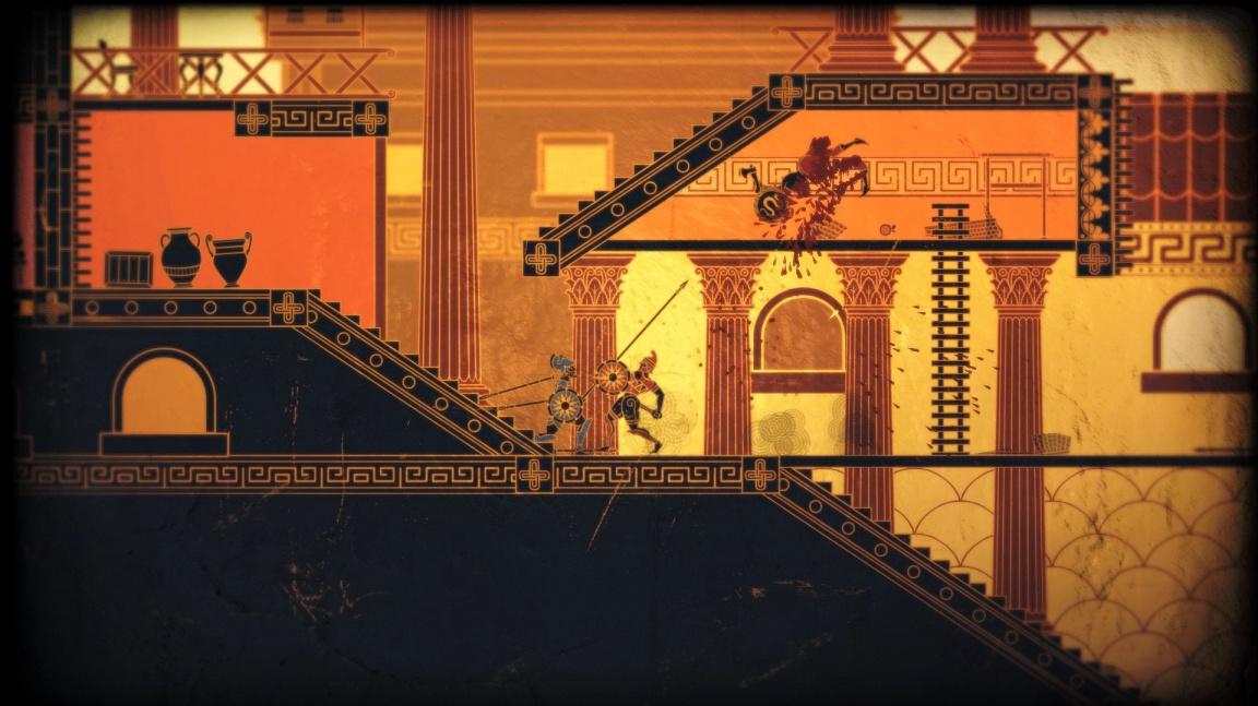 Apotheon Arena je bezplatná multiplayerovka vycházející z původní antické akce