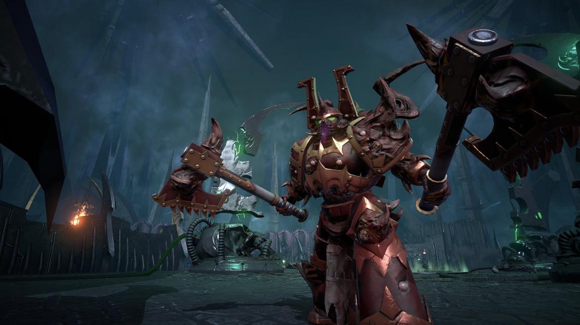 Dark Nexus Arena je MOBA zasazená do světa Warhammeru 40,000