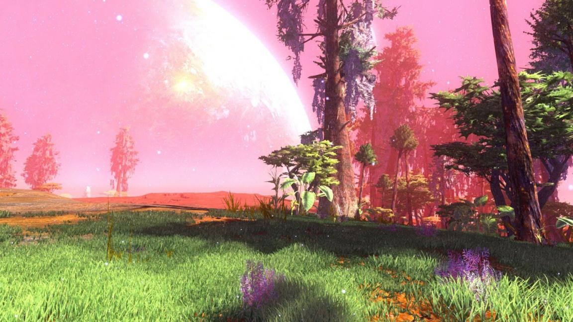Český projekt Planet Nomads chce být Minecraftem, Space Engineers a No Man's Sky zároveň