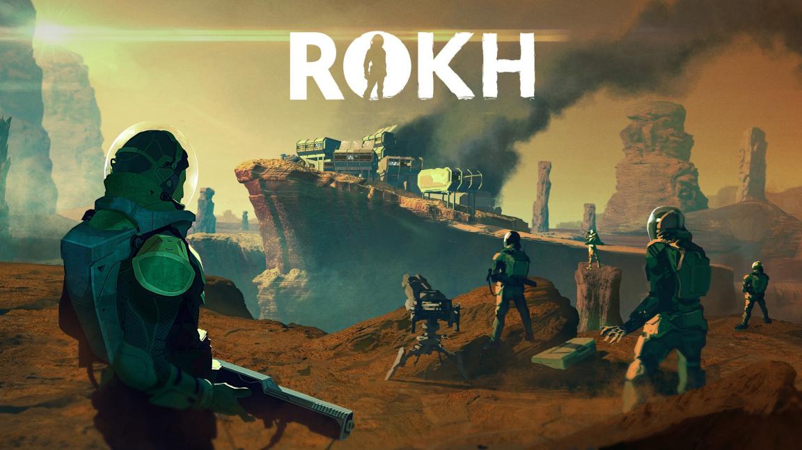 Rokh je další sandboxový survival, tentokrát ale na Marsu