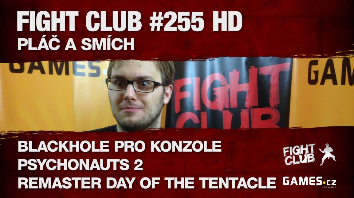 Fight Club #255 HD: Pláč a smích