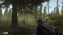 Alfatest střílečky Escape from Tarkov nabírá nové hráče a přidává lesní oblast
