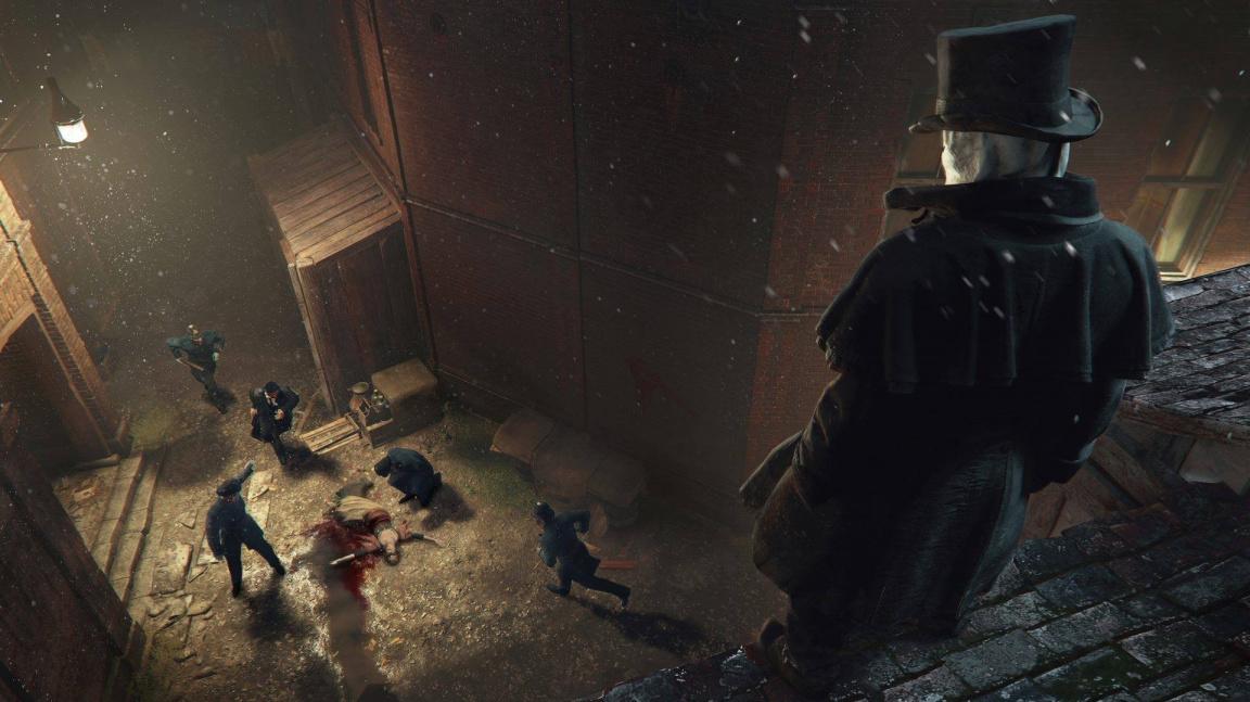 """""""Virtualní realita"""" přímo v YouTube videu - netradiční pohled na řádění Jacka Rozparovače z Assassin's Creed Syndicate DLC"""