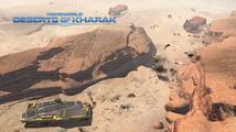 Video z vývoje Homeworld: Deserts of Kharak vybízí k procházce nebezpečnou pouští