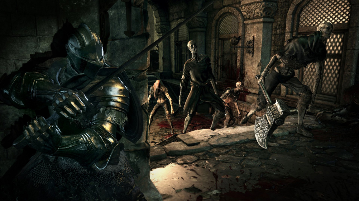 Video z Dark Souls III nabízí mnoho odstínů temnoty