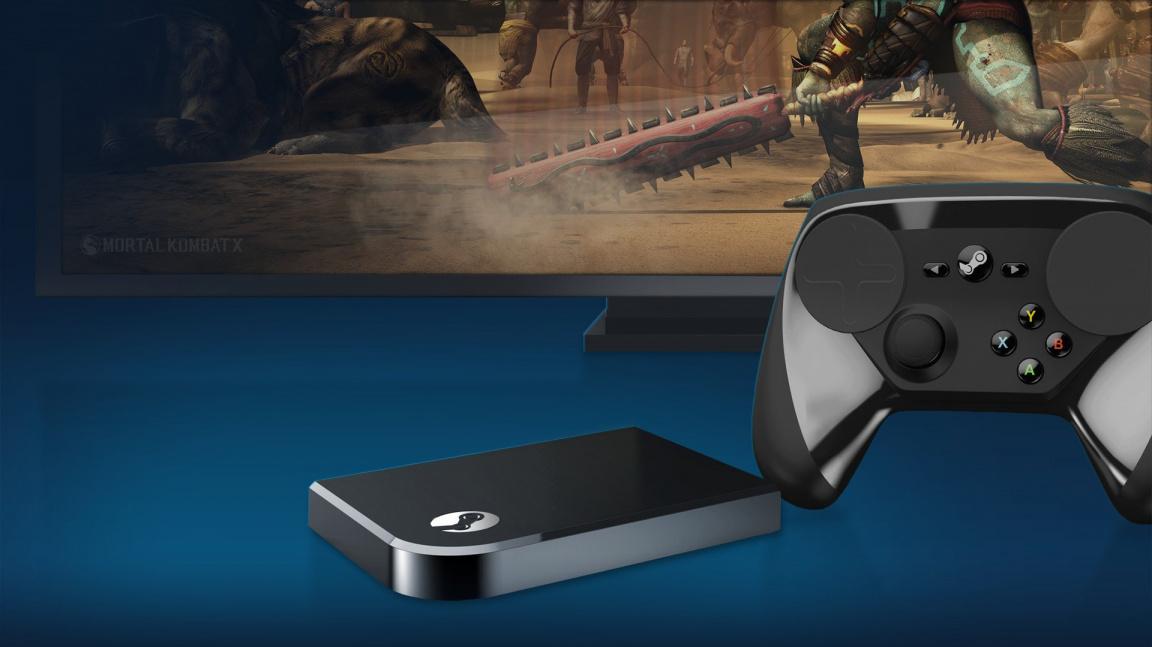 Test Steam Link - zařízení od Valve na streamování obrazu z PC do televize