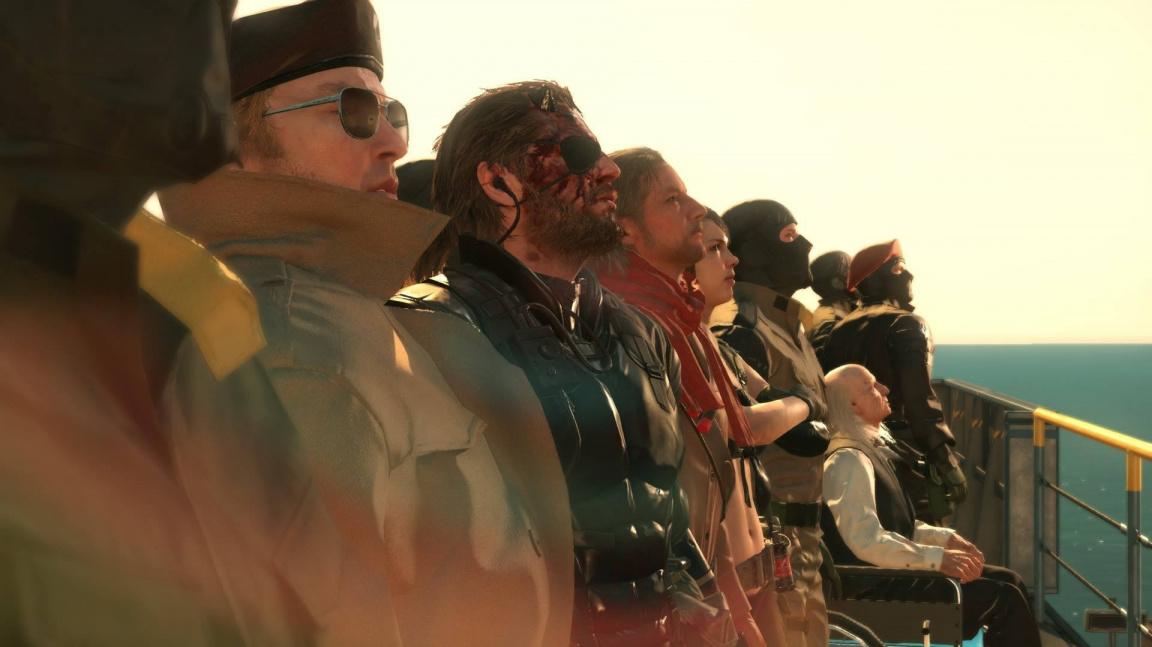 Nejlepší hrou roku podle Metacritic je Metal Gear Solid V: The Phantom Pain
