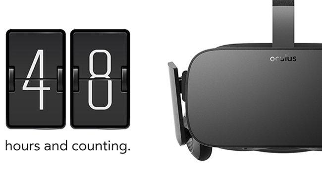 Oculus Rift si můžete přeobjednat už ve středu, zatím bez Touch ovladačů