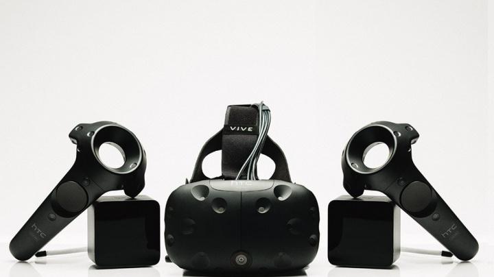 Valve a HTC představují vylepšenou verzi virtuální reality Steam VR