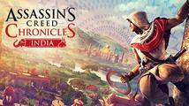 Plošinovka Assassin's Creed Chronicles míří do mystické Indie a sluší jí to