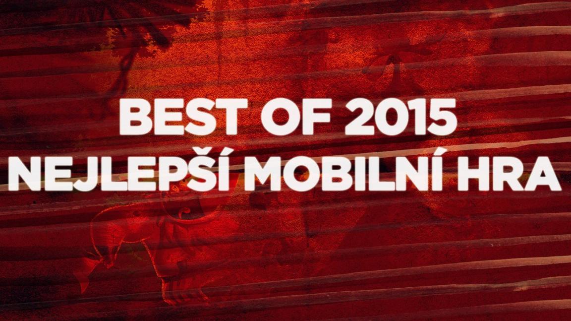 Best of 2015: Nejlepší mobilní hra