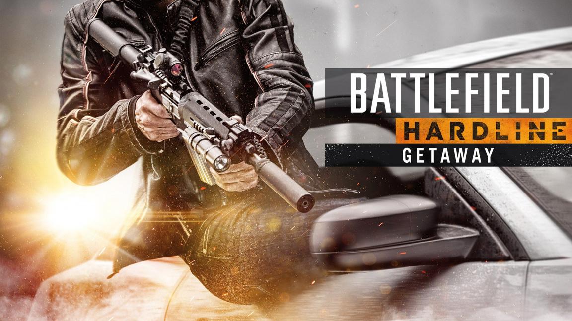 V dalším DLC pro Battlefield Hardline sešlápnete plyn a pokusíte s ujet i s lupem