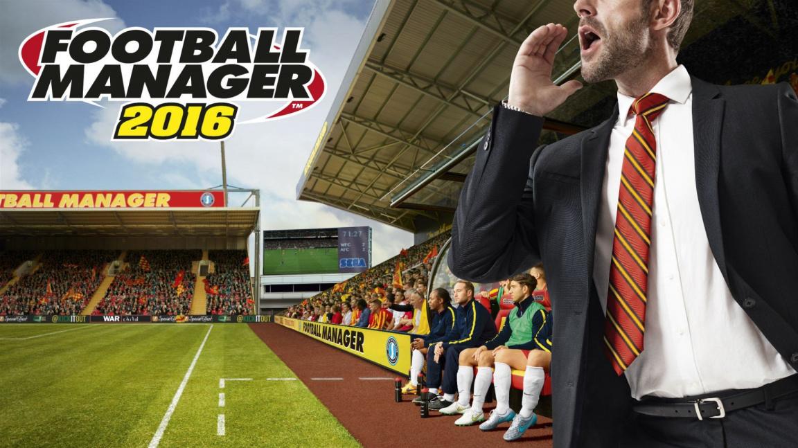 Football Manager 2016 - recenze