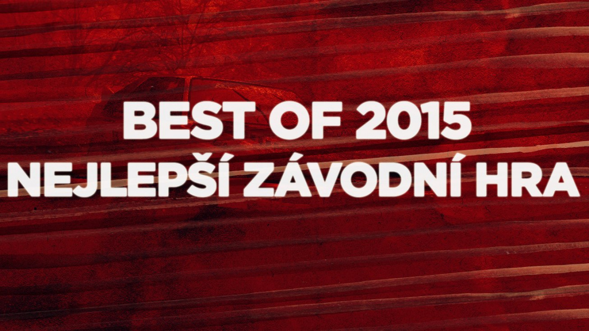 Best of 2015: Nejlepší závodní hra