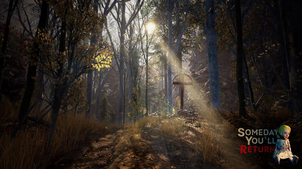 V tajemném českém projektu Someday You'll Return hledáte ztracenou dceru v moravských lesích