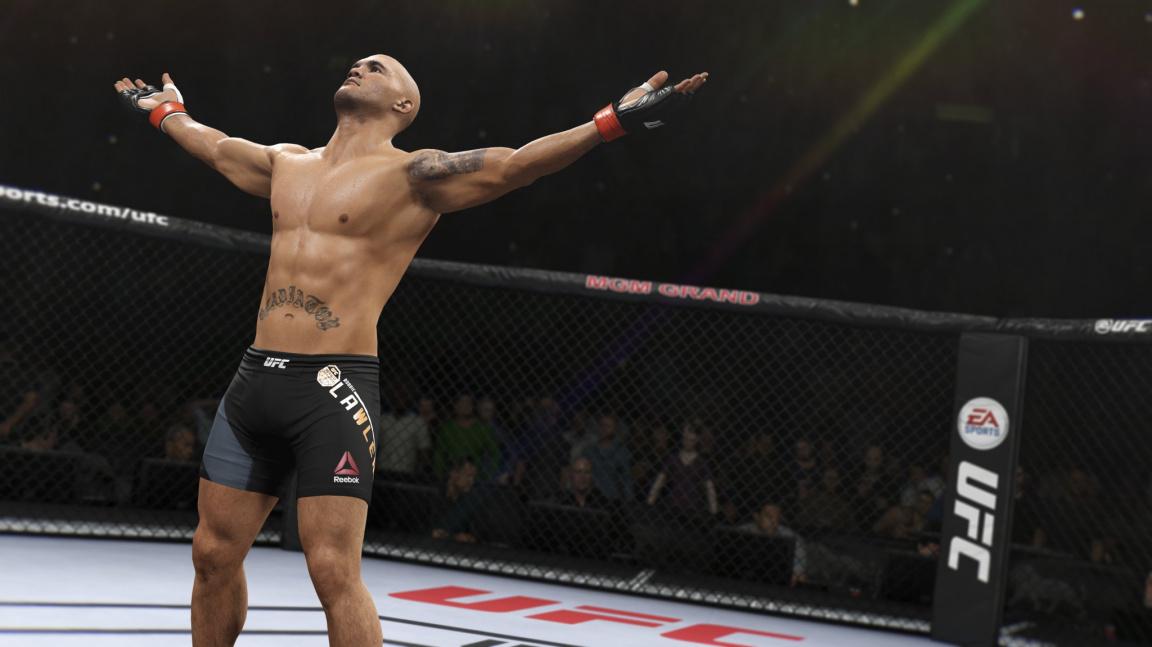 UFC 2 předvádí nový fyzikální systém a knockouty