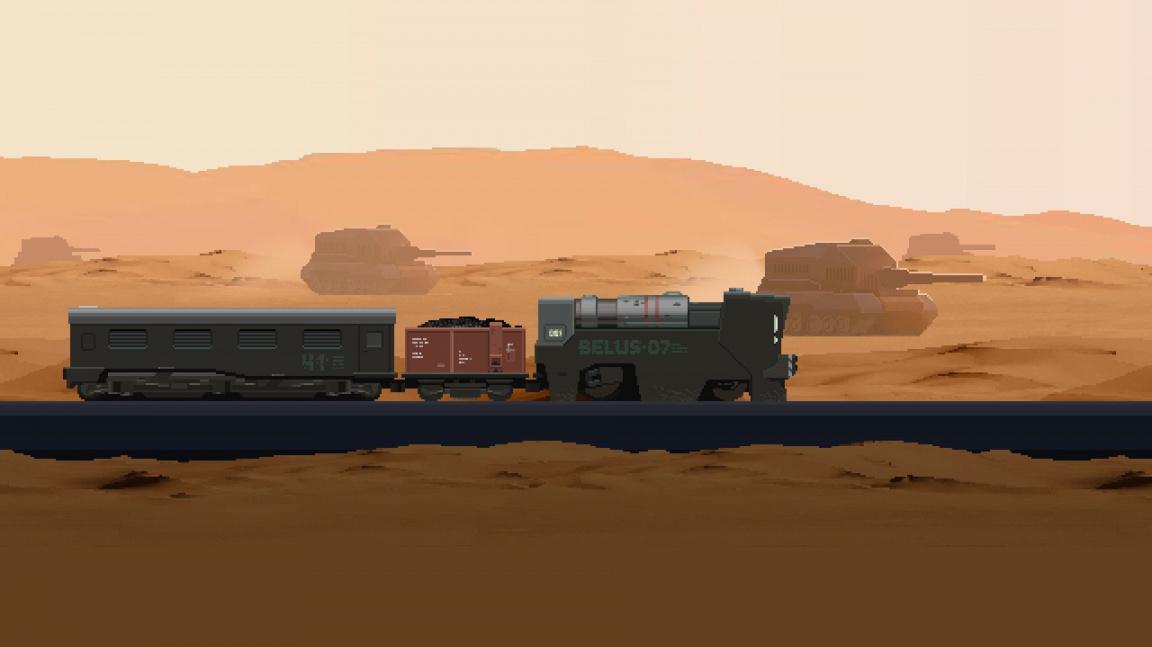 The Final Station má být postapokalyptickou verzí This War of Mine