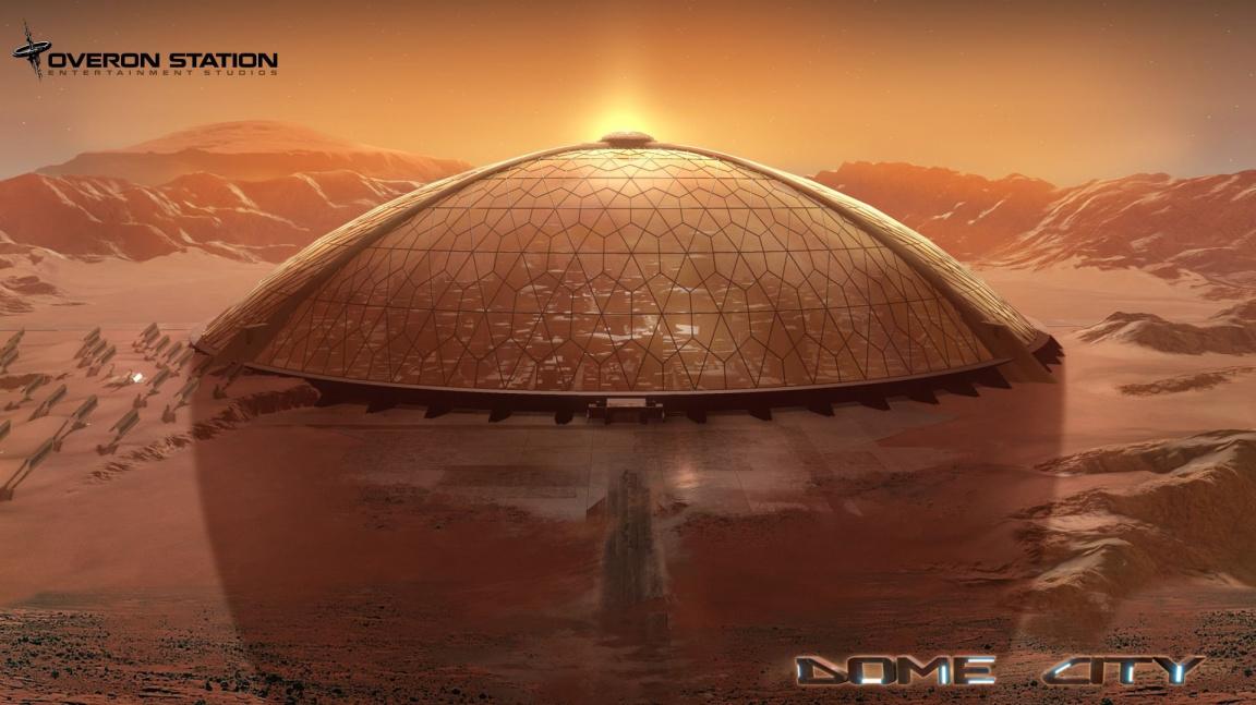 Na Mars zasazená adventura Dome City sází hlavně na nelineární vyprávění