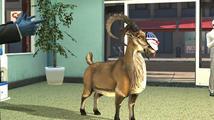 Goat Simulator a PayDay 2 se daly dohromady a výsledkem je chaos