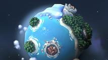 V minimalistickém experimentu Planet navrhujete vlastní planetu