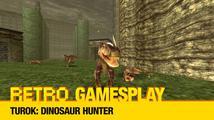 Retro GamesPlay: hrajeme dinosauří střílečku Turok