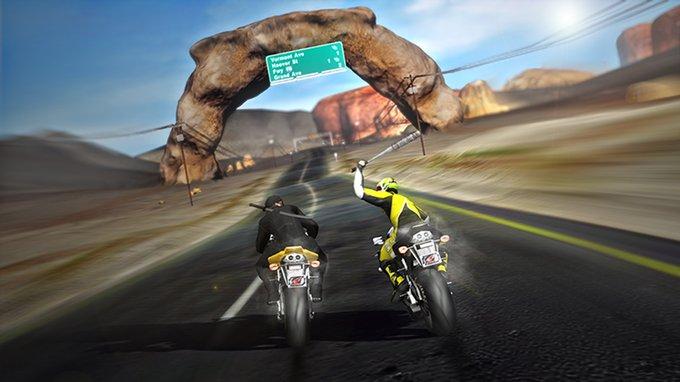Dojmy z Road Redemption – motorkářská jízda ve stylu Road Rash a Šíleného Maxe