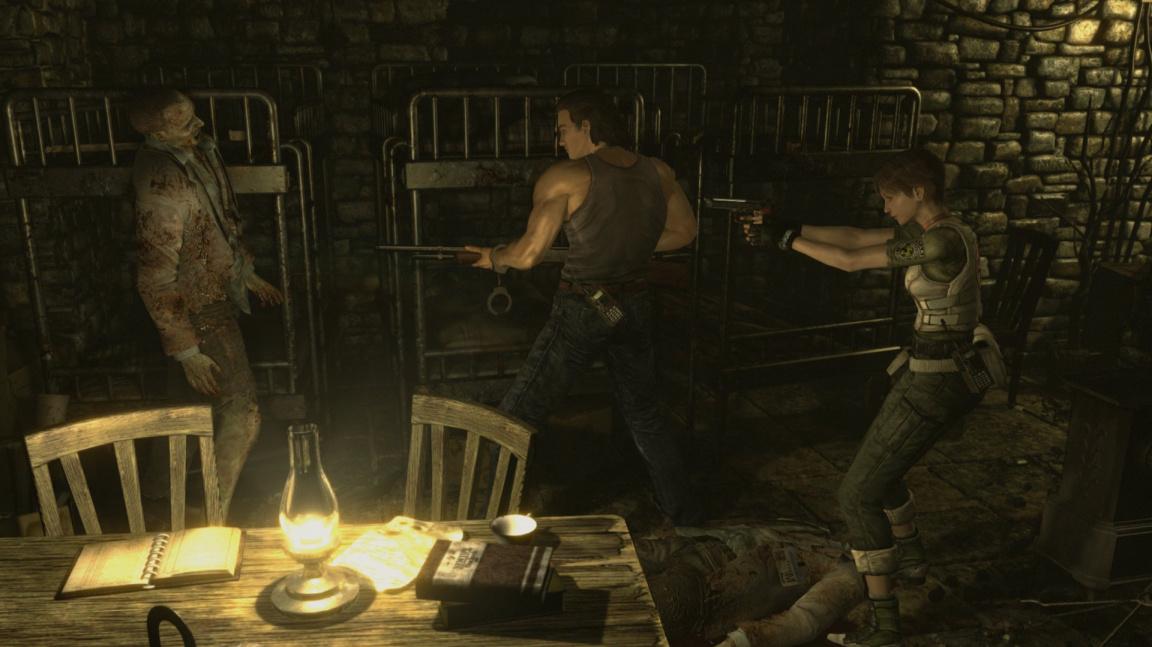 HD verze Resident Evil 0 poprvé vychází pro PC (a PlayStation i Xbox konzole)