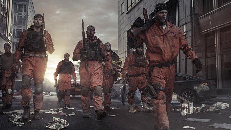 Jak vypadá svět postapo RPG The Division okem filmové kamery