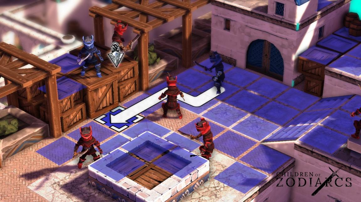 Children of Zodiarcs kombinuje prvky karetních her, akčních RPG a deskovek