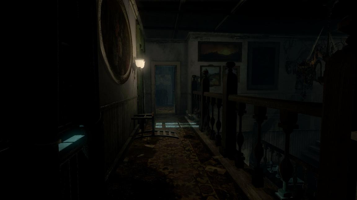 Česká duchařina Ghost Theory zatím na Kickstarteru vybrala polovinu částky