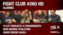 Fight Club #260 HD: Slavíme!