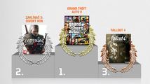 Nejprodávanější hrou roku 2015 na Xzone.cz se stalo GTA V