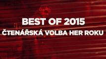 Best of 2015: Výsledky čtenářského hlasování o hry roku