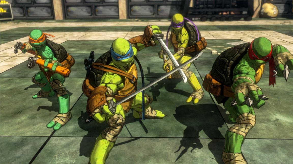 Tvůrci Bayonetty připravují na léto akční hru s Želvami ninja