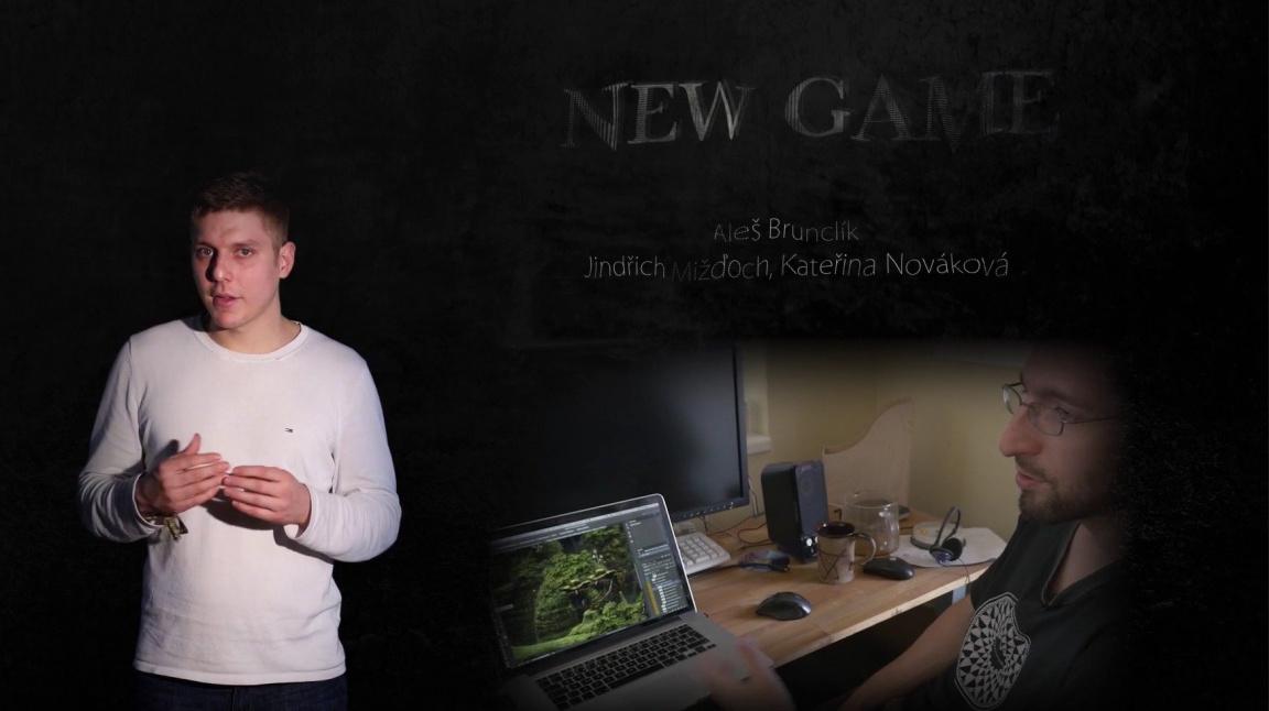 Dokument NewGame chce zmapovat část české vývojářské scény