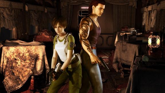 Resident Evil Zero HD - recenze