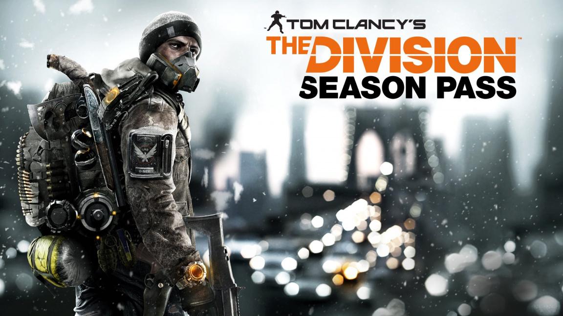The Division rozšíří po vydání tři placené datadisky, ale i obsahové updaty zdarma