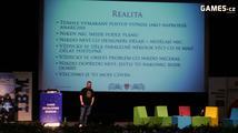 GDS 2015: Dan Vávra - Game design v praxi IV