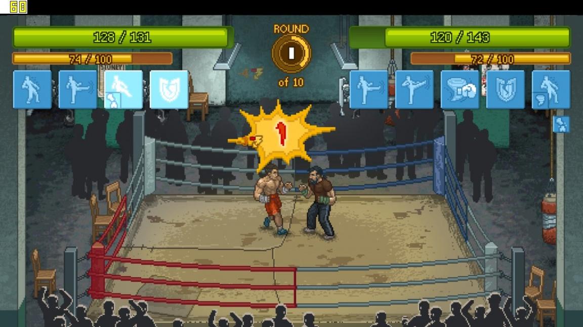 Hodnocení Punch Club na Steamu se zvýšilo díky snížení obtížnosti, dvojka vyjde příští rok
