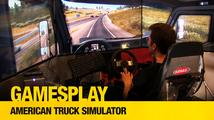 Video ke hře: Autorský GamesPlay: American Truck Simulator