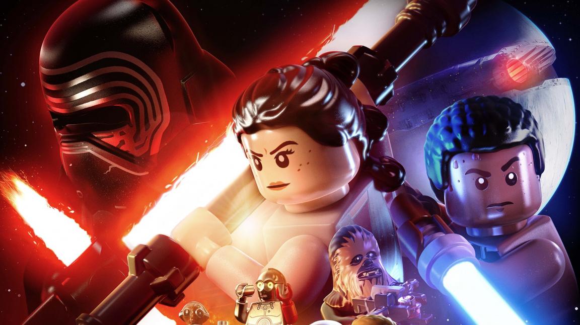 V LEGO Star Wars: The Force Awakens se podíváte mezi Návrat Jediho a Síla se probouzí