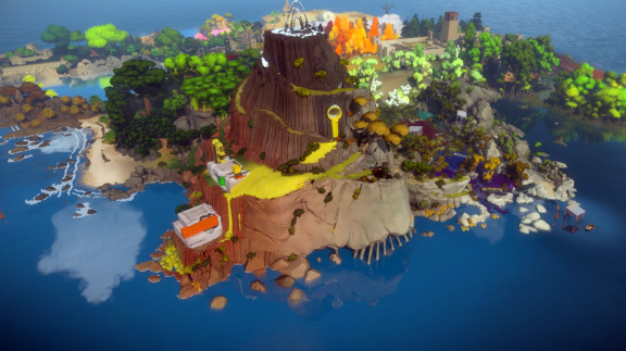 The Witness - recenze