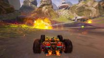 Trailer na Grip ukazuje smrtící závodění za zvuku nového soundtracku