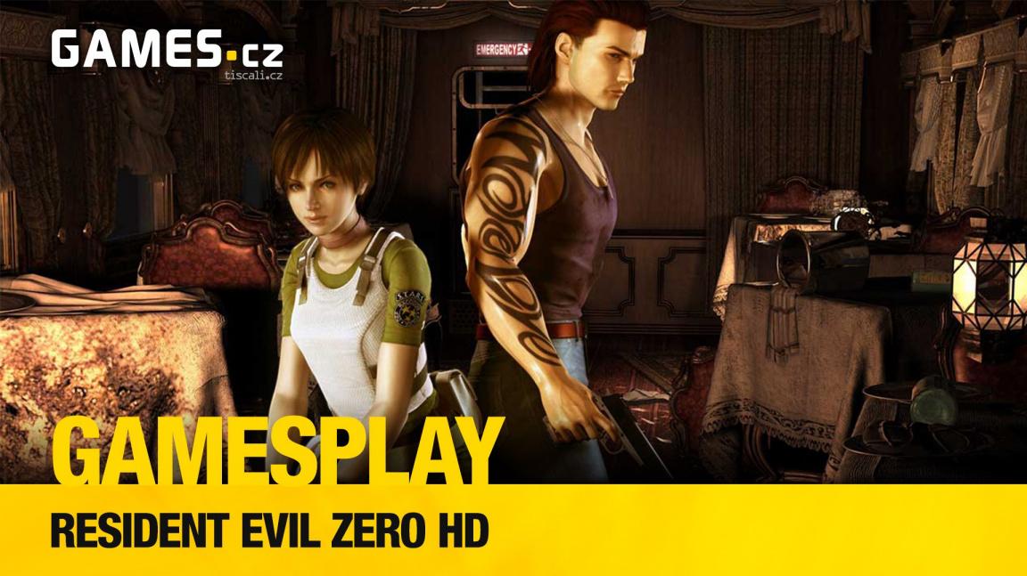 GamesPlay: hrajeme remaster klasické hororovky Resident Evil Zero